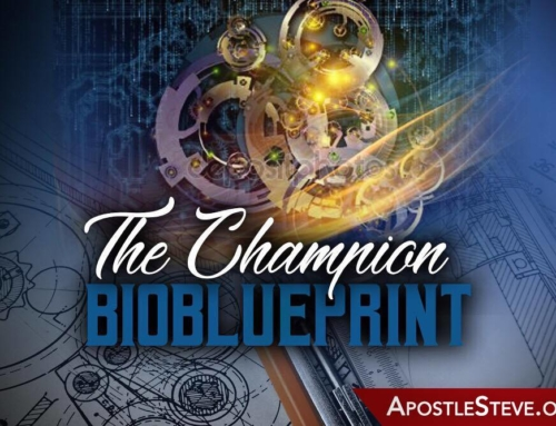 The Champion Bio-Blueprint